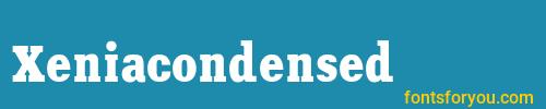 xeniacondensed, xeniacondensed font, download the xeniacondensed font, download the xeniacondensed font for free