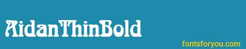 aidanthinbold, aidanthinbold font, download the aidanthinbold font, download the aidanthinbold font for free