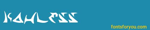 kahless, kahless font, download the kahless font, download the kahless font for free