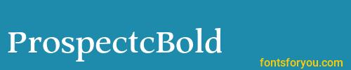 prospectcbold, prospectcbold font, download the prospectcbold font, download the prospectcbold font for free