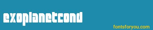 exoplanetcond, exoplanetcond font, download the exoplanetcond font, download the exoplanetcond font for free