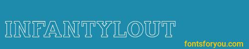 infantylout, infantylout font, download the infantylout font, download the infantylout font for free