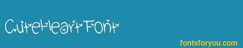 cuteheartfont, cuteheartfont font, download the cuteheartfont font, download the cuteheartfont font for free