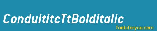 conduititcttbolditalic, conduititcttbolditalic font, download the conduititcttbolditalic font, download the conduititcttbolditalic font for free