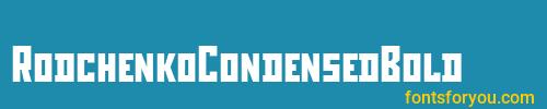 rodchenkocondensedbold, rodchenkocondensedbold font, download the rodchenkocondensedbold font, download the rodchenkocondensedbold font for free