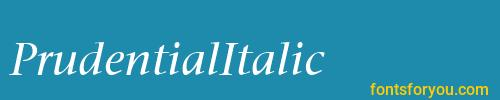 prudentialitalic, prudentialitalic font, download the prudentialitalic font, download the prudentialitalic font for free