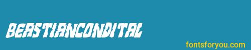 beastiancondital, beastiancondital font, download the beastiancondital font, download the beastiancondital font for free
