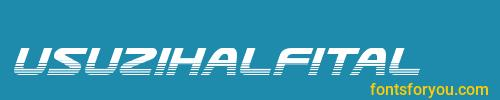 usuzihalfital, usuzihalfital font, download the usuzihalfital font, download the usuzihalfital font for free