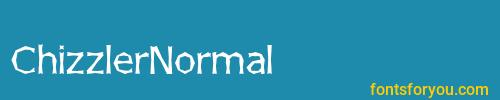chizzlernormal, chizzlernormal font, download the chizzlernormal font, download the chizzlernormal font for free