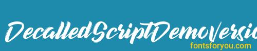 decalledscriptdemoversion, decalledscriptdemoversion font, download the decalledscriptdemoversion font, download the decalledscriptdemoversion font for free