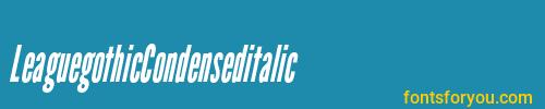 leaguegothiccondenseditalic, leaguegothiccondenseditalic font, download the leaguegothiccondenseditalic font, download the leaguegothiccondenseditalic font for free