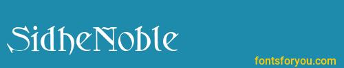 sidhenoble, sidhenoble font, download the sidhenoble font, download the sidhenoble font for free