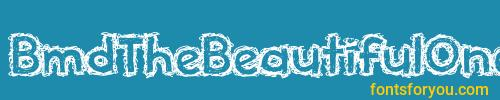bmdthebeautifulones, bmdthebeautifulones font, download the bmdthebeautifulones font, download the bmdthebeautifulones font for free
