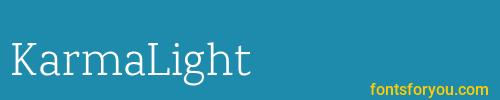 karmalight, karmalight font, download the karmalight font, download the karmalight font for free