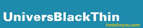 universblackthin, universblackthin font, download the universblackthin font, download the universblackthin font for free