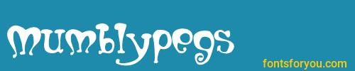 mumblypegs, mumblypegs font, download the mumblypegs font, download the mumblypegs font for free