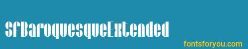 sfbaroquesqueextended, sfbaroquesqueextended font, download the sfbaroquesqueextended font, download the sfbaroquesqueextended font for free