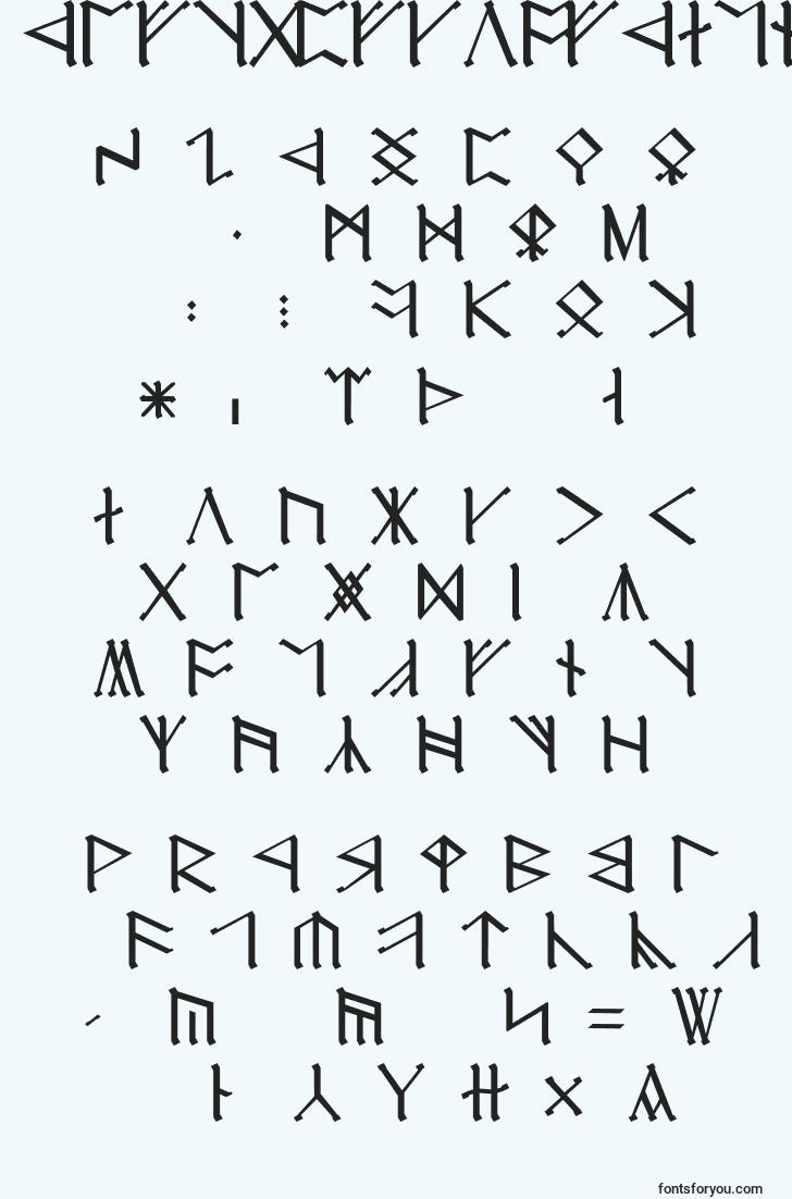 characters of cirthereborcaps font, letter of cirthereborcaps font, alphabet of  cirthereborcaps font