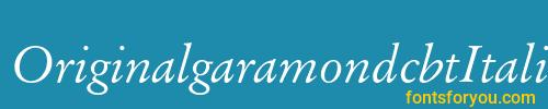 originalgaramondcbtitalic, originalgaramondcbtitalic font, download the originalgaramondcbtitalic font, download the originalgaramondcbtitalic font for free