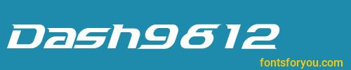 dash9812, dash9812 font, download the dash9812 font, download the dash9812 font for free