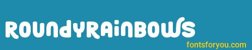 roundyrainbows, roundyrainbows font, download the roundyrainbows font, download the roundyrainbows font for free