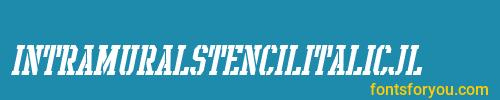 intramuralstencilitalicjl, intramuralstencilitalicjl font, download the intramuralstencilitalicjl font, download the intramuralstencilitalicjl font for free