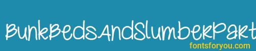 bunkbedsandslumberparties, bunkbedsandslumberparties font, download the bunkbedsandslumberparties font, download the bunkbedsandslumberparties font for free