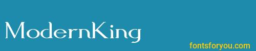modernking, modernking font, download the modernking font, download the modernking font for free