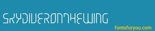 skydiveronthewing, skydiveronthewing font, download the skydiveronthewing font, download the skydiveronthewing font for free
