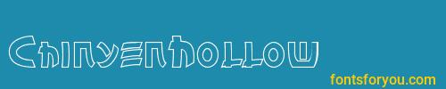 chinyenhollow, chinyenhollow font, download the chinyenhollow font, download the chinyenhollow font for free