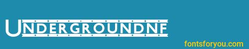 undergroundnf, undergroundnf font, download the undergroundnf font, download the undergroundnf font for free