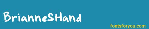 brianneshand, brianneshand font, download the brianneshand font, download the brianneshand font for free