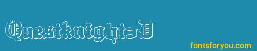 questknight3d, questknight3d font, download the questknight3d font, download the questknight3d font for free