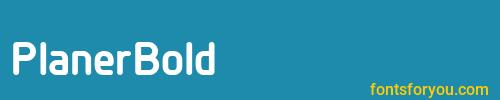 planerbold, planerbold font, download the planerbold font, download the planerbold font for free