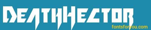 deathhector, deathhector font, download the deathhector font, download the deathhector font for free