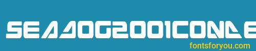 seadog2001condensed, seadog2001condensed font, download the seadog2001condensed font, download the seadog2001condensed font for free