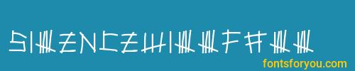 silencewillfall, silencewillfall font, download the silencewillfall font, download the silencewillfall font for free