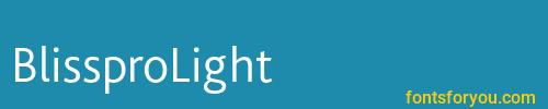 blissprolight, blissprolight font, download the blissprolight font, download the blissprolight font for free