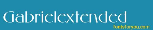 gabrielextended, gabrielextended font, download the gabrielextended font, download the gabrielextended font for free