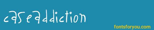 caseaddiction, caseaddiction font, download the caseaddiction font, download the caseaddiction font for free