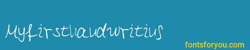 myfirsthandwriting, myfirsthandwriting font, download the myfirsthandwriting font, download the myfirsthandwriting font for free
