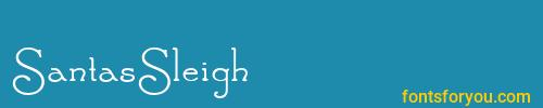 santassleigh, santassleigh font, download the santassleigh font, download the santassleigh font for free