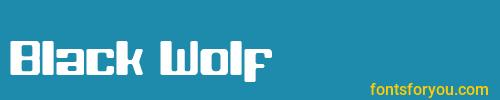 black wolf, black wolf font, download the black wolf font, download the black wolf font for free