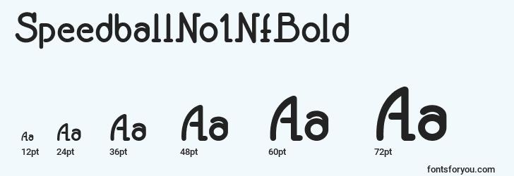 sizes of speedballno1nfbold font, speedballno1nfbold sizes