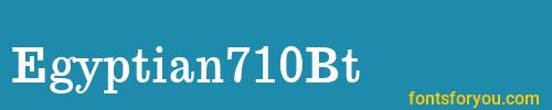 egyptian710bt, egyptian710bt font, download the egyptian710bt font, download the egyptian710bt font for free