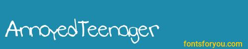 annoyedteenager, annoyedteenager font, download the annoyedteenager font, download the annoyedteenager font for free