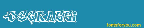 degrassi, degrassi font, download the degrassi font, download the degrassi font for free