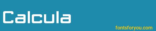 calcula, calcula font, download the calcula font, download the calcula font for free