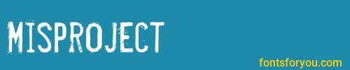 misproject, misproject font, download the misproject font, download the misproject font for free