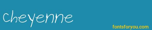 cheyenne, cheyenne font, download the cheyenne font, download the cheyenne font for free